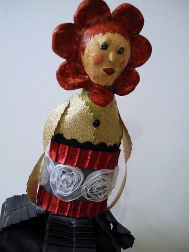 Garden Goddess Doll