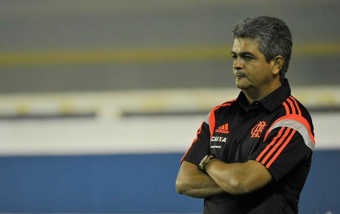Ney Franco Flamengo x Bahia (Foto: Fabio Castro / Ag. Estado)