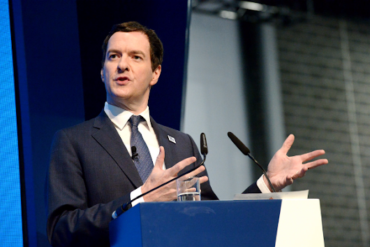 George Osborne announced as new Evening Standard editor | Vuelio