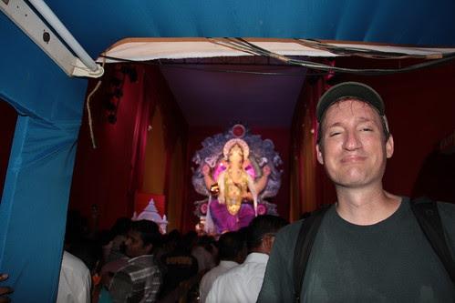 Brett Shoots Mumba Chya Raja Ganesh Gully Lalbagh by firoze shakir photographerno1