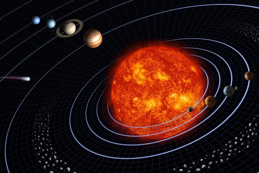 jupiter saturno e a vida na terra