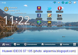 Huawei IDEOS S7 105