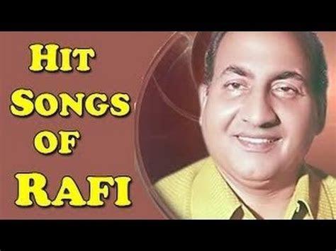 mohammad rafi  hindi songsfree mobile app
