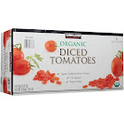 Kirkland Signature Organic Diced Tomatoes - 8 pack, 14.5 oz cans