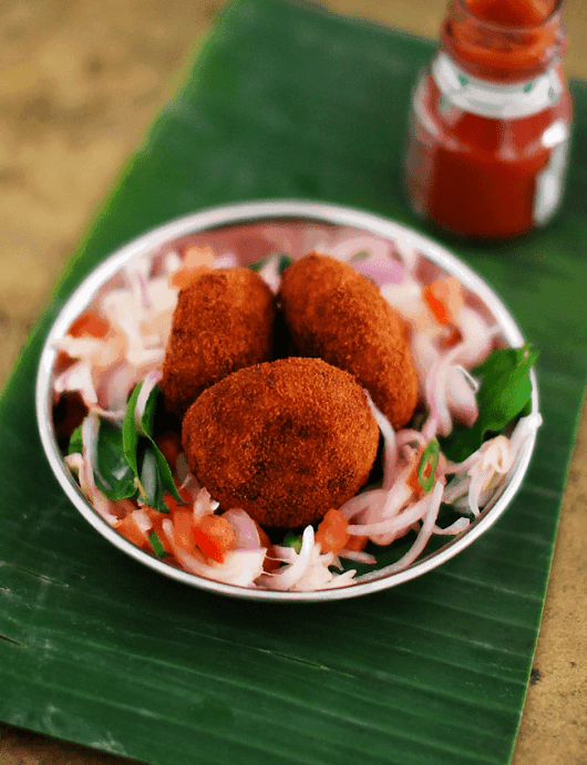 How To Make Kerala Style Fish Cutlet - A Detailed Recipe