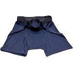 Stashitware Large Stash Pocket Boxer Brief Blue