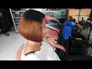 Terbaru potong rambut bob cantik, terbaru!