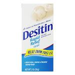 Desitin Creamy Zinc Oxide Diaper Rash Ointment, Fresh Scent - 2Oz