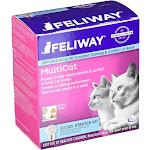 Feliway MultiCat Diffuser Starter Kit