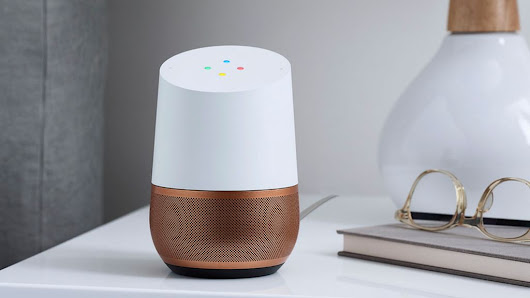 Google Home to be launched in UK in April - BBC News