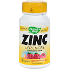 Nature's Way Zinc Lozenges with Echinacea and Vitamin C, Natural Berry, Capsules - 60 count