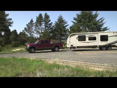 Rollin' on TV video: Ford 350 and Jayco Eagle Premier 336 FKDS