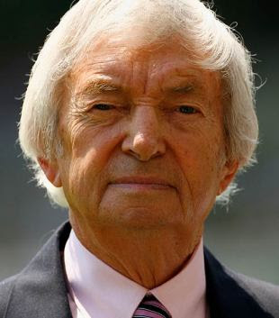 If Arlott was the voice of cricket, Benaud was the face