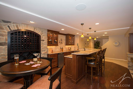 5 Projects to Inspire Your Basement Remodel