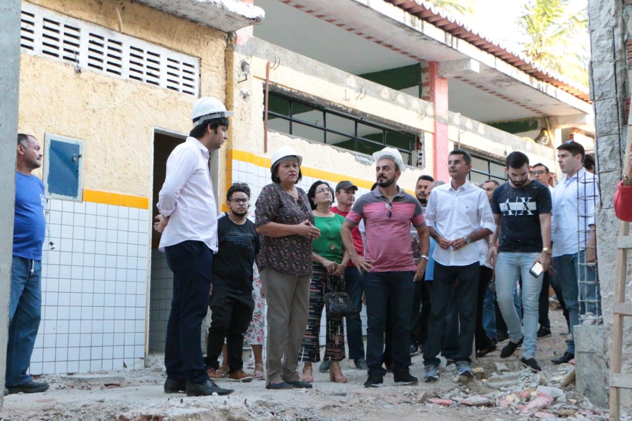 Via Banco Mundial, Governo do RN investe R$ 10 milhões em obras em Currais Novos