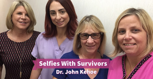 Sinkholes, 7 Children, and Breast Cancer Survival | John E. Kehoe, MD