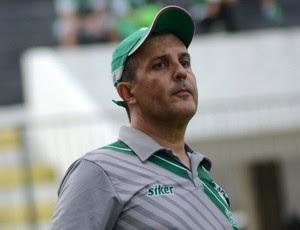 Anthoni Santoro - técnico do Alecrim (Foto: Frankie Marcone/Divulgação/ABC)