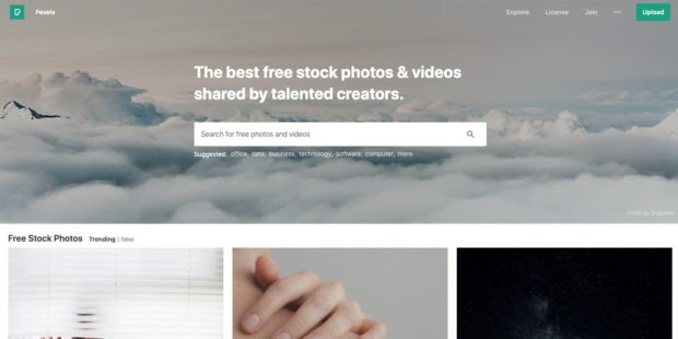 How to Find Free Stock Photos for Your Blog