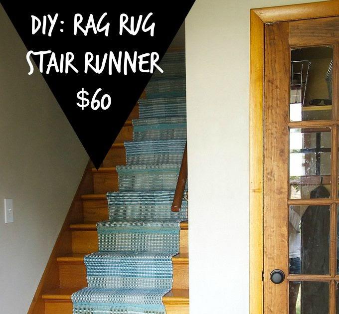 Neverhomemaker Diy Stair Runner 60