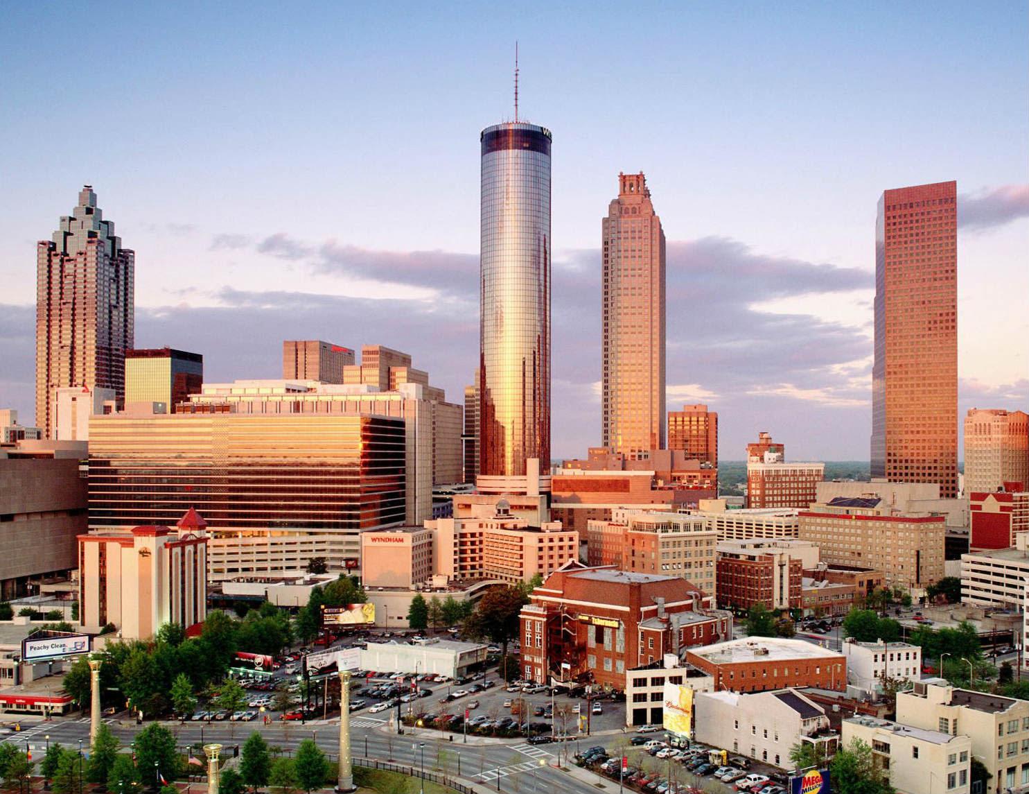 Travel to Atlanta  Jetsetzcom