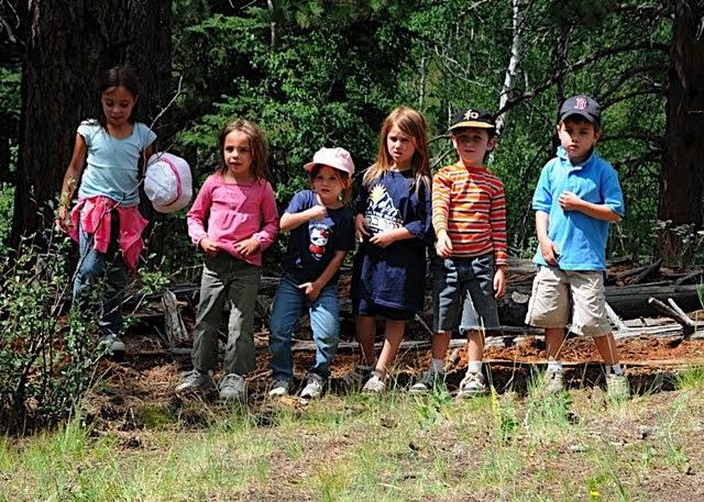 Rockies Family Camp