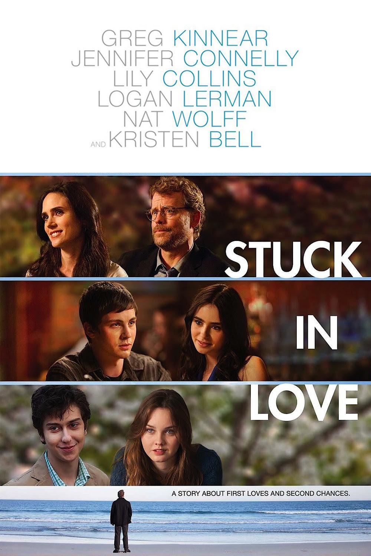 Resultado de imagen para stuck in love poster