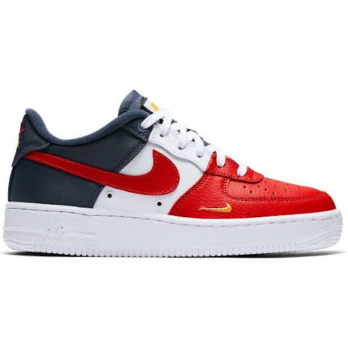 Nike Force Red Low Google 7y Express Air 1 Lv8 Pkn0wO8