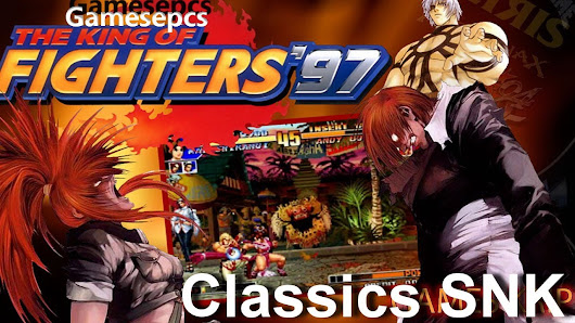 The king Of Fighters 97 Clássicos dos Arcades da SNK Gamesepcs Gameplay - YouTube
