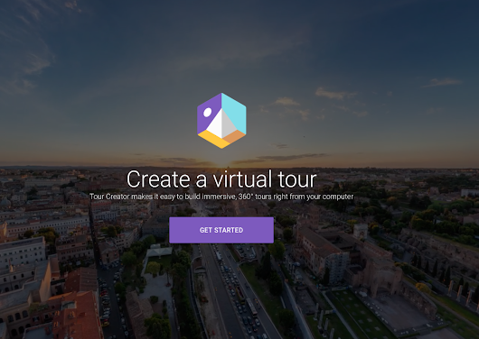 Taking VR to A New Level with Tour Creator