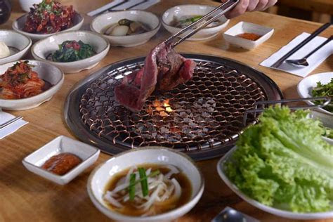 korean bbq restaurants  sydney man