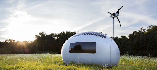 Ecocapsule Is Finally Available For Pre-Order! Never Pay Rent Or Utilities Again