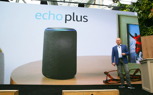 Amazon launches new line of Echo Series – Echo Connect, Echo Plus, Echo Spot and more