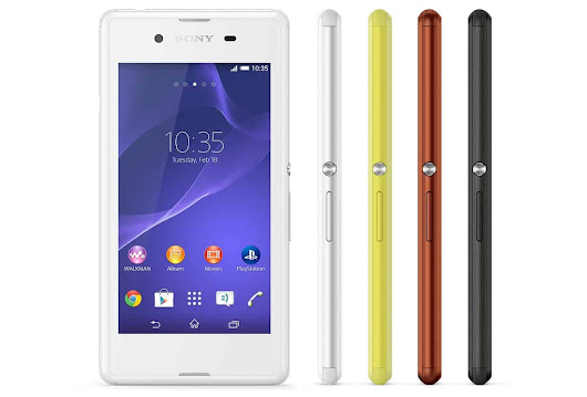 Sony's Budget Xperia E3 Goes On Sale In India for RS 11,990