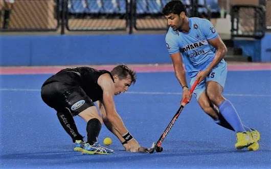 India vs New Zealand Hockey Match Sultan Azlan Shah Cup 2017 Live Streaming, Live Score And News - Play Caper