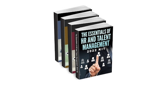 The Essentials of HR and Talent Management - 2018 Kit