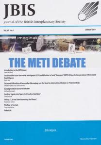 JBIS-METI-SETI-DEBATE