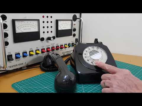 Simple Explanation of Pulse Dialling