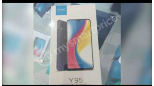 Vivo Y95 retail box leaked images surfaces online, launch expected in November - Gizbot News