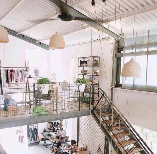 den long trang tri cua hang Đèn lồng trang trí cửa hàng thời trang