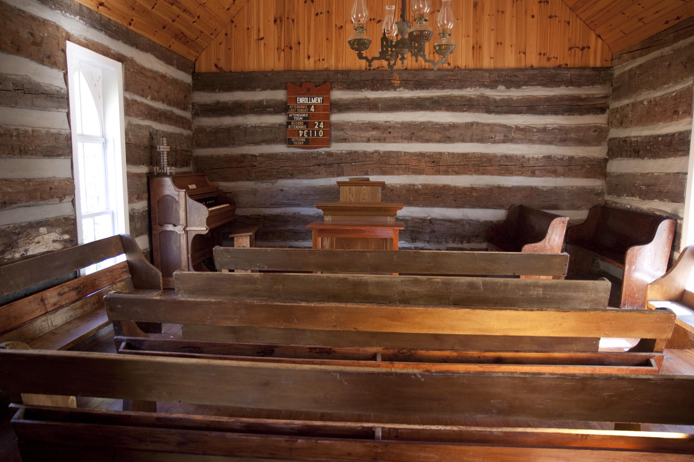minden church]