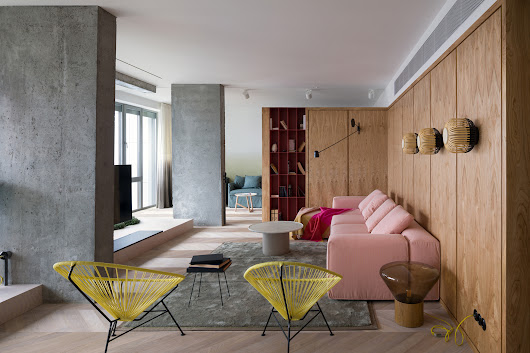 AFM Interior / Olha Wood Interiors | ArchDaily