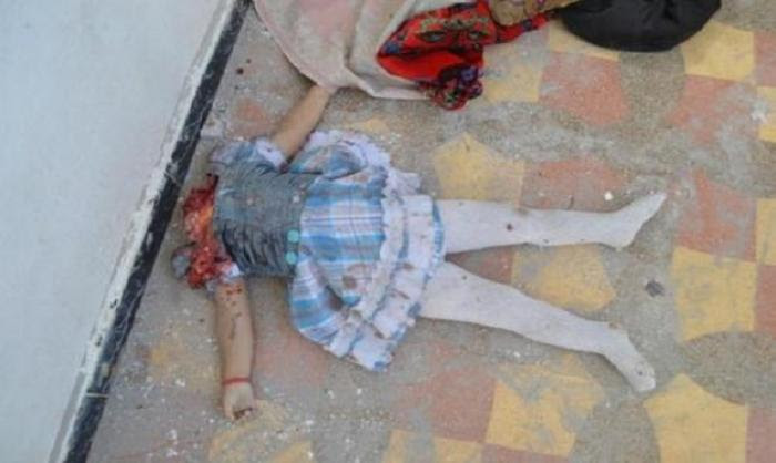 All humanity owes a debt to this baby girl, to find her murderers and bring them to justice, dead or