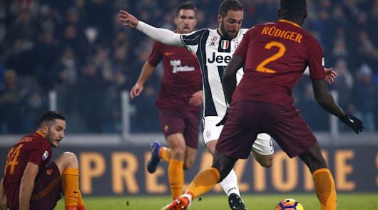 Roma vs Juventus: Giallorossi hope to spoil Bianconeri party * Top-soccer