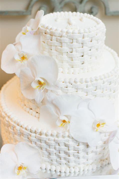 Basketweave Wedding Cake   Elizabeth Anne Designs: The