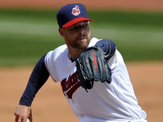 Corey Kluber, Ace of the Cleveland Indians