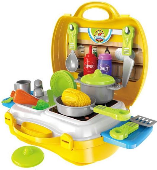 Kitchen Set Toys Online India: Hark Babariya (RAM)