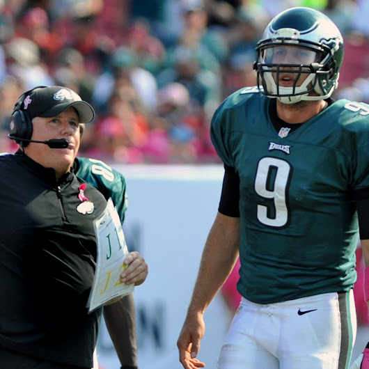 How Chip Can Keep Foles Firing on All Cylinders
