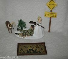 Redneck Wedding Cake Toppers   eBay