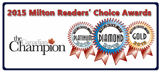 Gem Limo Wins A 2015 Milton Readers' Choice Awards
