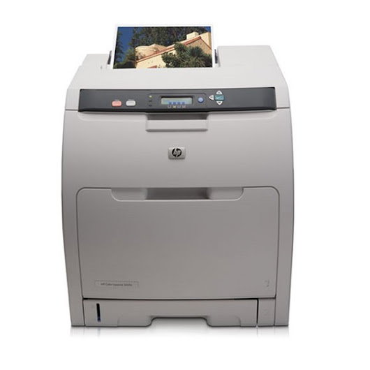 Hewlett-Packard LJ3600N HEWLETT Q5987A Certified Remanufactured Color Laser Printer with Network - Refurbished